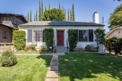990 N Catalina Avenue, Pasadena, CA 91104 - MLS#: 818001936