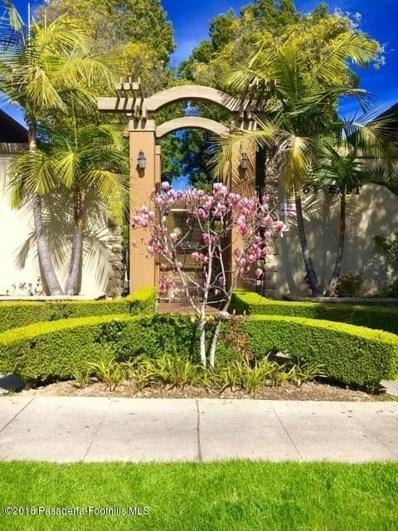 761 E Orange Grove Boulevard UNIT 20, Pasadena, CA 91104 - MLS#: 818001939