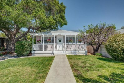 821 Wildrose Avenue, Monrovia, CA 91016 - MLS#: 818001948
