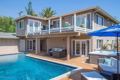3820 Santa Carlotta Street, La Crescenta, CA 91214 - MLS#: 818001953