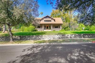 1025 N Madison Avenue, Pasadena, CA 91104 - MLS#: 818002010