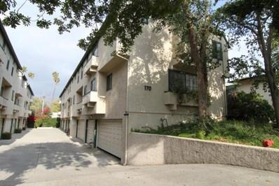 170 N Sierra Bonita Avenue UNIT 9, Pasadena, CA 91106 - MLS#: 818002016