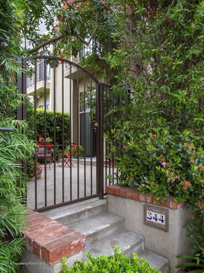 344 S Orange Grove Boulevard, Pasadena, CA 91105 - MLS#: 818002048
