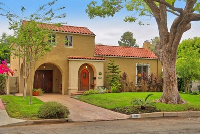 1633 Santa Barbara Avenue, Glendale, CA 91208 - MLS#: 818002112