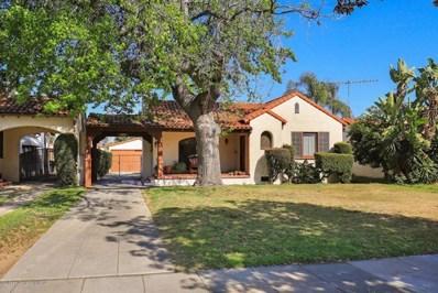 1016 S 1st Street, Alhambra, CA 91801 - MLS#: 818002127