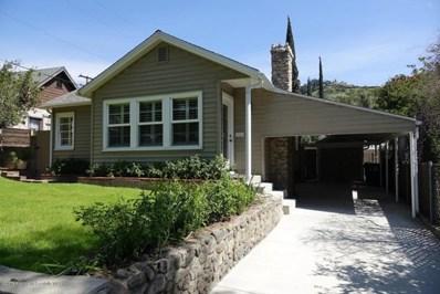 2115 Waltonia Drive, Montrose, CA 91020 - MLS#: 818002130