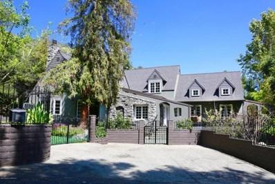 1856 Pasadena Glen Road, Pasadena, CA 91107 - MLS#: 818002173