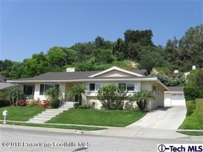 2009 La Fremontia Street, South Pasadena, CA 91030 - MLS#: 818002174