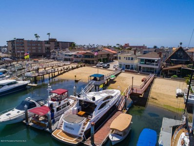 215 E Edgewater Avenue, Newport Beach, CA 92661 - MLS#: 818002203