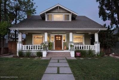930 N Bushnell Avenue, Alhambra, CA 91801 - MLS#: 818002230