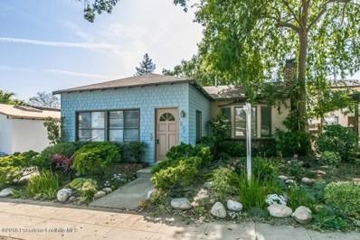 1607 N Altadena Drive, Pasadena, CA 91107 - MLS#: 818002258