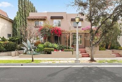 448 S Oak Knoll Avenue UNIT 1, Pasadena, CA 91101 - MLS#: 818002307