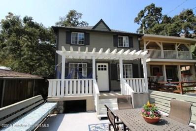 669 Woodland Drive, Sierra Madre, CA 91024 - MLS#: 818002360