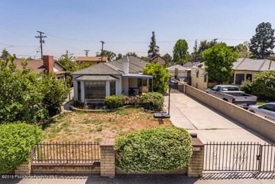 3672 E Del Mar Boulevard, Pasadena, CA 91107 - MLS#: 818002374