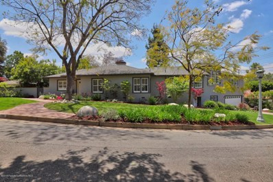 140 Sierra View Road, Pasadena, CA 91105 - MLS#: 818002395