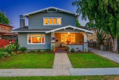 702 Earlham Street, Pasadena, CA 91101 - MLS#: 818002409