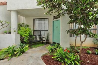 1340 Glenwood Road UNIT 22, Glendale, CA 91201 - MLS#: 818002429
