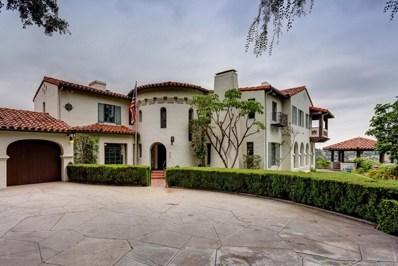 1812 Linda Vista Avenue, Pasadena, CA 91103 - MLS#: 818002433