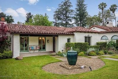1440 La Solana Drive, Altadena, CA 91001 - MLS#: 818002445