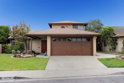 14718 Bruce Street, Bellflower, CA 90706 - MLS#: 818002549