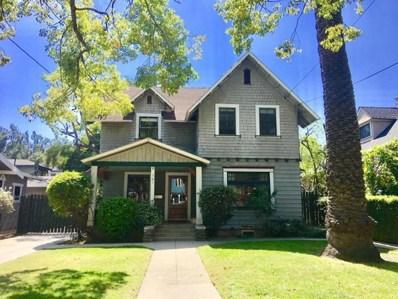 581 N Raymond Avenue, Pasadena, CA 91103 - MLS#: 818002562