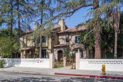 168 S Sierra Madre Boulevard UNIT 104, Pasadena, CA 91107 - MLS#: 818002693