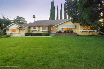 3569 N Lincoln Avenue, Altadena, CA 91001 - MLS#: 818002695