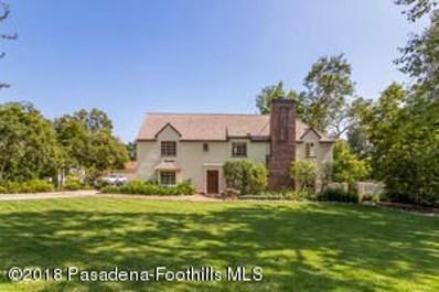 1966 Homewood Drive, Altadena, CA 91001 - MLS#: 818002723