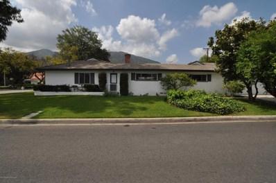 1630 N Santa Anita Avenue, Arcadia, CA 91006 - MLS#: 818002736