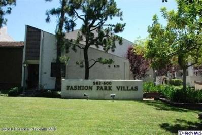 594 W Huntington Drive UNIT B, Arcadia, CA 91007 - MLS#: 818002738