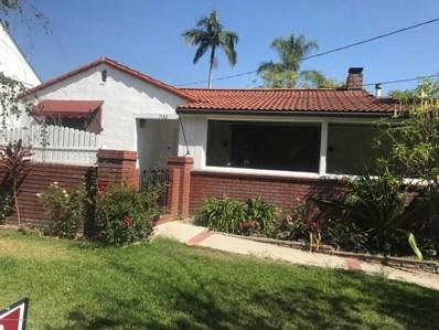 1132 E Elmwood Avenue, Burbank, CA 91501 - MLS#: 818002744