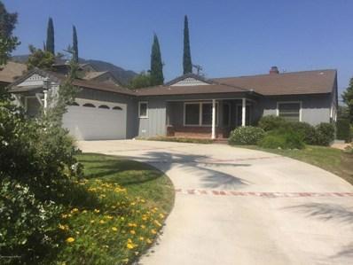 1746 N Santa Anita Avenue, Arcadia, CA 91006 - MLS#: 818002757