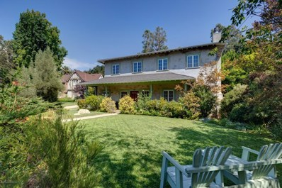 450 California Terrace, Pasadena, CA 91105 - MLS#: 818002774