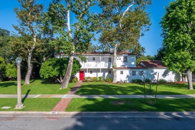 1060 Roanoke Road, San Marino, CA 91108 - MLS#: 818002850