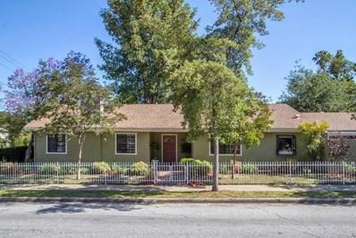 1010 E Mountain Street, Pasadena, CA 91104 - MLS#: 818002854