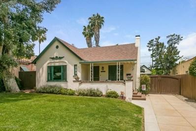 2257 Cooley Place, Pasadena, CA 91104 - MLS#: 818002857