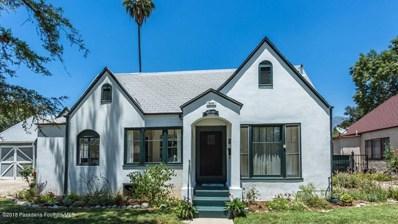 675 Belvidere Street, Pasadena, CA 91104 - MLS#: 818002861