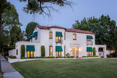 700 S Orange Grove Boulevard, Pasadena, CA 91105 - MLS#: 818002866