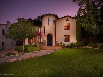 2515 Boulder Road, Altadena, CA 91001 - MLS#: 818002945