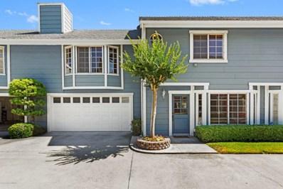 910 N 1st Avenue UNIT D, Arcadia, CA 91006 - MLS#: 818002957