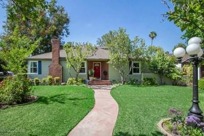 3205 Orlando Road, Pasadena, CA 91107 - MLS#: 818003058