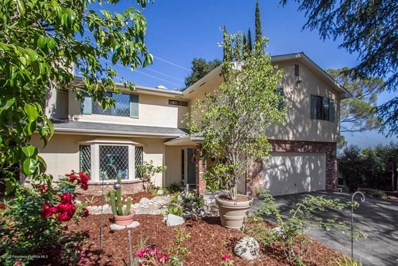 1519 Riendo Lane, La Canada Flintridge, CA 91011 - MLS#: 818003098