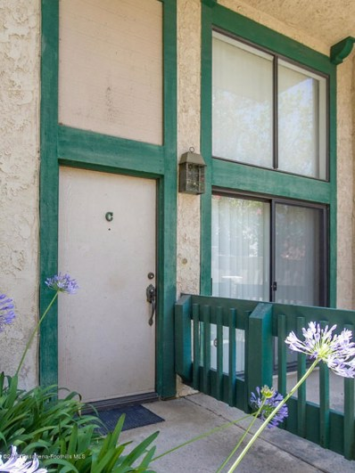 1909 Huntington Drive UNIT C, Duarte, CA 91010 - MLS#: 818003126