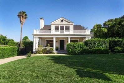 1234 El Mirador Drive, Pasadena, CA 91103 - MLS#: 818003160