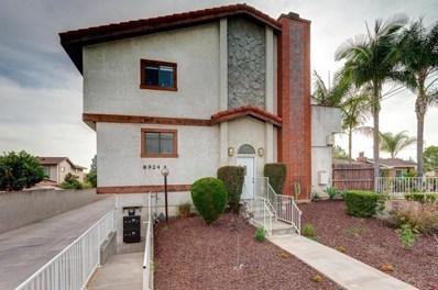 8924 E Greenwood Avenue UNIT D, San Gabriel, CA 91775 - MLS#: 818003165
