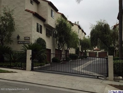 514 Garfield Avenue UNIT C, South Pasadena, CA 91030 - MLS#: 818003197