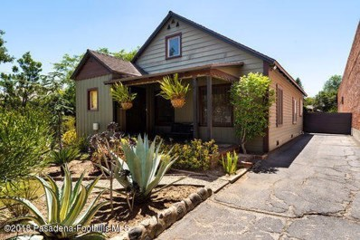 145 N Oak Avenue, Pasadena, CA 91107 - MLS#: 818003229