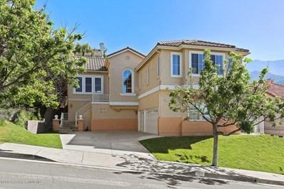 3813 Sky View Lane, Glendale, CA 91214 - MLS#: 818003236