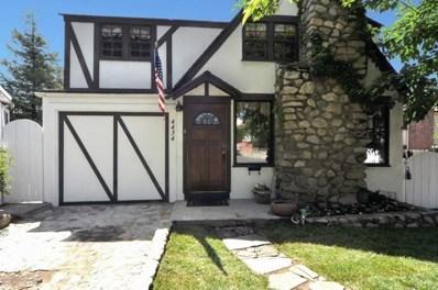 4434 Rosemont Avenue, Montrose, CA 91020 - MLS#: 818003244