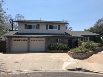 8305 E Josa Road, San Gabriel, CA 91775 - MLS#: 818003296